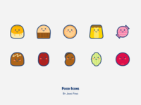 Food Icons 06