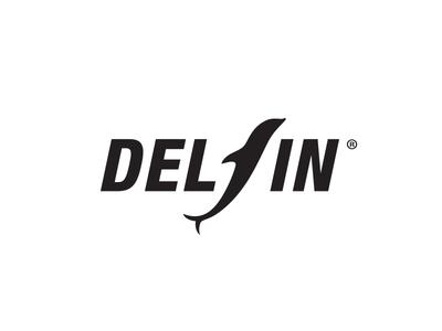 Delfin Logo / Logo Design symbol