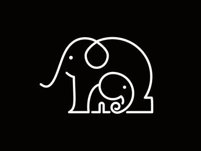 Elephant / Logo Design symbol