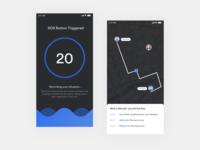 #WeeklyUI2 - SOS Apps