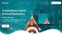 Sports Betting Website Design