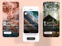Travel Explore App Ui Design Concept