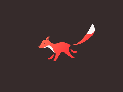 My first fox