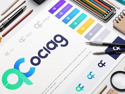 QClclag  logo  redesign 图标 商标 ui