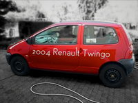 My First Car: '04 Renault Twingo