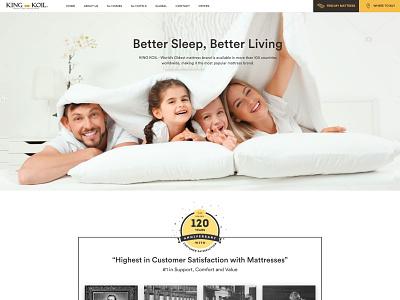 king Koil premium mattress mattress