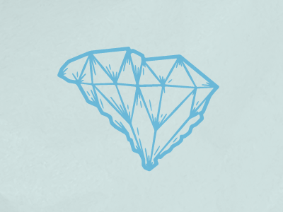 South Cackalacky - Diamond in the South state south carolina diamond