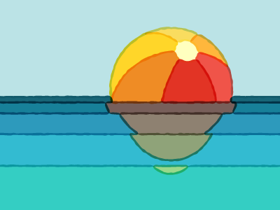 That Big Beach Ball in the Sky
