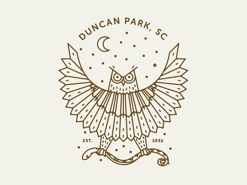 Watch Your Back neighborhood south carolina sc spartanburg owl
