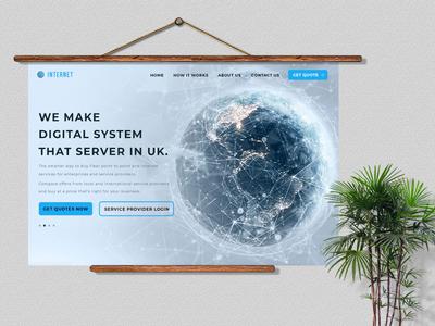 Internet website