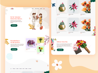 FLOWER SHOP WEBSITE