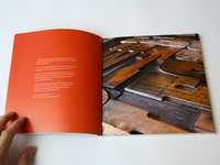 Hamilton Wood Type Specimen Booklet, inside spread