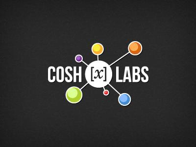 Coshx Labs Brand Identity Concept #2 brand identity logo design icon design