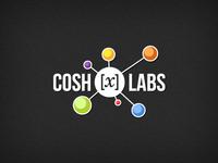 Coshx Labs Brand Identity Concept #2