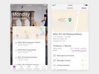 Student Mobile App Class Locator v2
