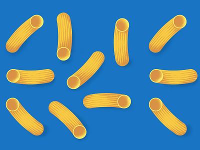 World Pasta Day pasta illustration illustration illustrator andrearubele pastaday italy pasta