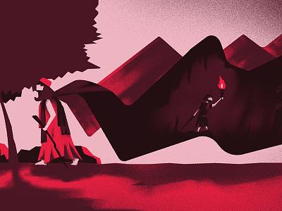 Omero art design graphicdesign andrearubele illustrator illustration odyssey omero