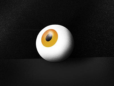 Eye illustrator illustration design graphicdesign instaart procreate artist art andrearubele eyes eye