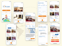 Suitcase Rooms Reservation App