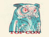 Top Con Owl
