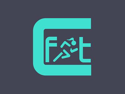 CelesteFit logo redesign logo branding fitness logo