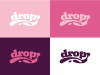 Graphic Design 22 - Drop Logo