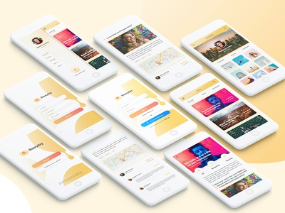 Honeyday - Journal App