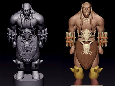 World of Warcraft 3D models
