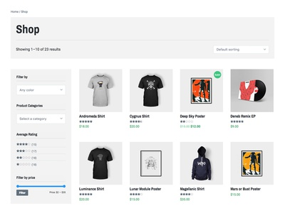 Magazine with WooCommerce Support store products shop clean woocommerce ecommerce