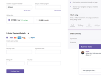 Payments Info