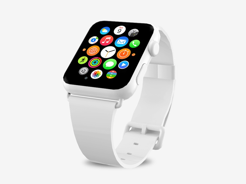 apple watch mockup psd free freebie apple watch mockup white 3d render