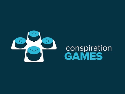 Logo for the community Conspiration Games