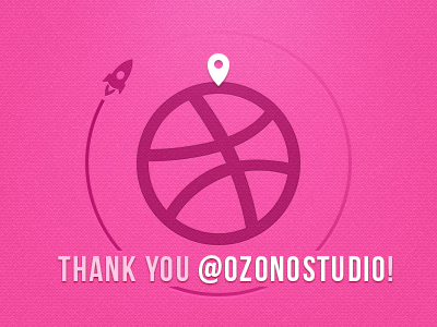 Oh, First Shot dribbble thanks