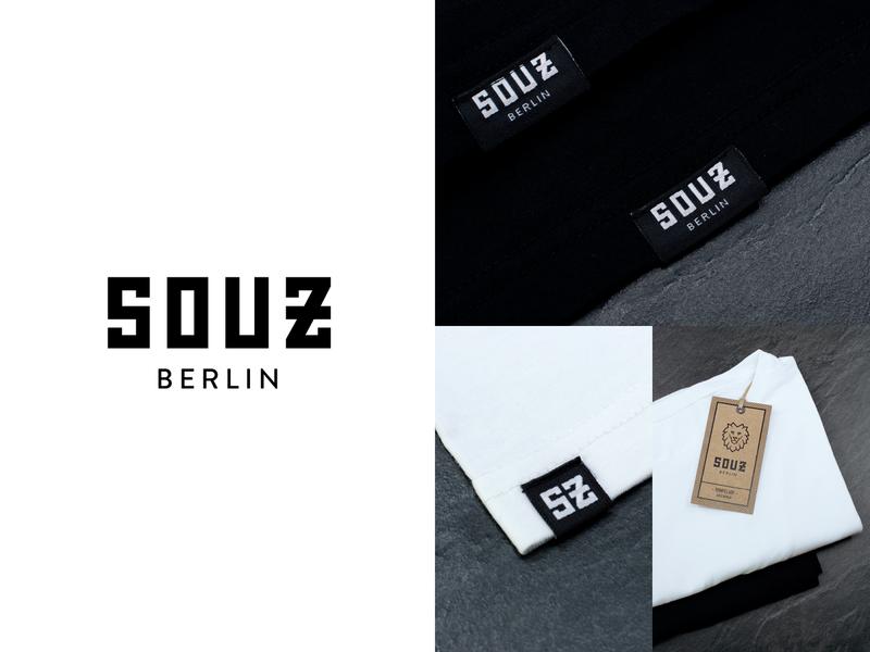 SOUZ - Logo Design online shop vector shop apparel logo design identity icon corporate corporate design corporate branding illustration inspiration flat design typography brand identity brand branding logo graphicdesign