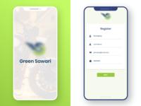 Green Sawari