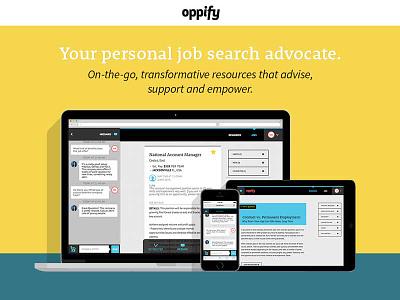 Oppify Responsive Web App