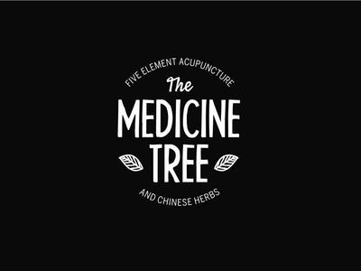 The Medicine Tree Acupuncture Logo