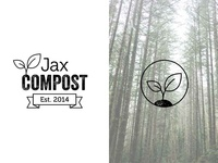 Logo design for Jax Compost