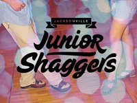 Logo for Jacksonville Junior Shaggers