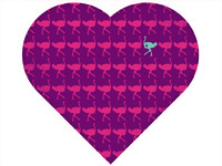 My Heart for the AIGA I Love Design Poster