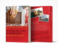 Disoriented Book Design