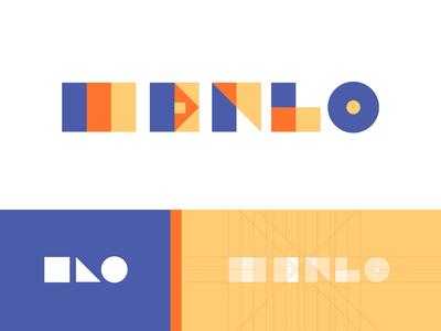 HENLO Geometric Letterform ☐△○