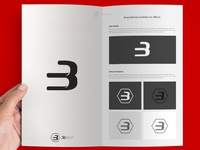 3+B Mark