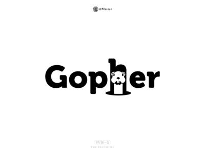 Gopher - Wordmark Series (07/26)