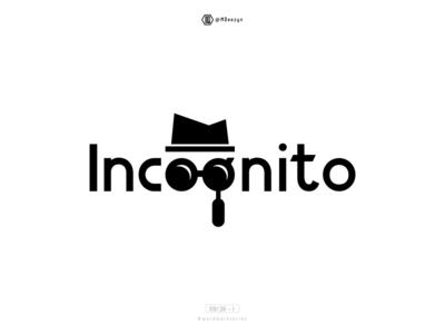 Incognito - Wordmark Series (09/26)