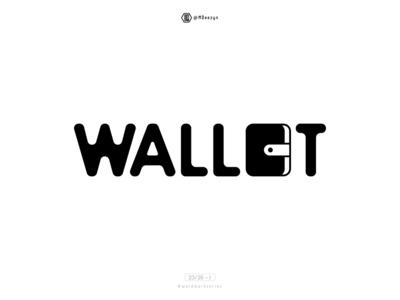 Wallet - Wordmark Series (23/26)
