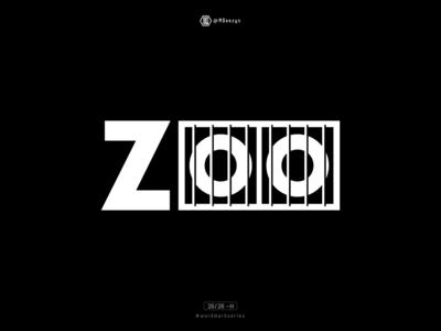 Zoo - Wordmark Series (26/26)