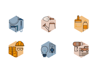 Distributor Icons