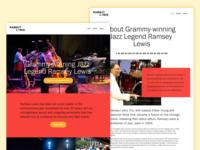 Ramsey Lewis – Website