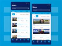 ATP Mobile App : News